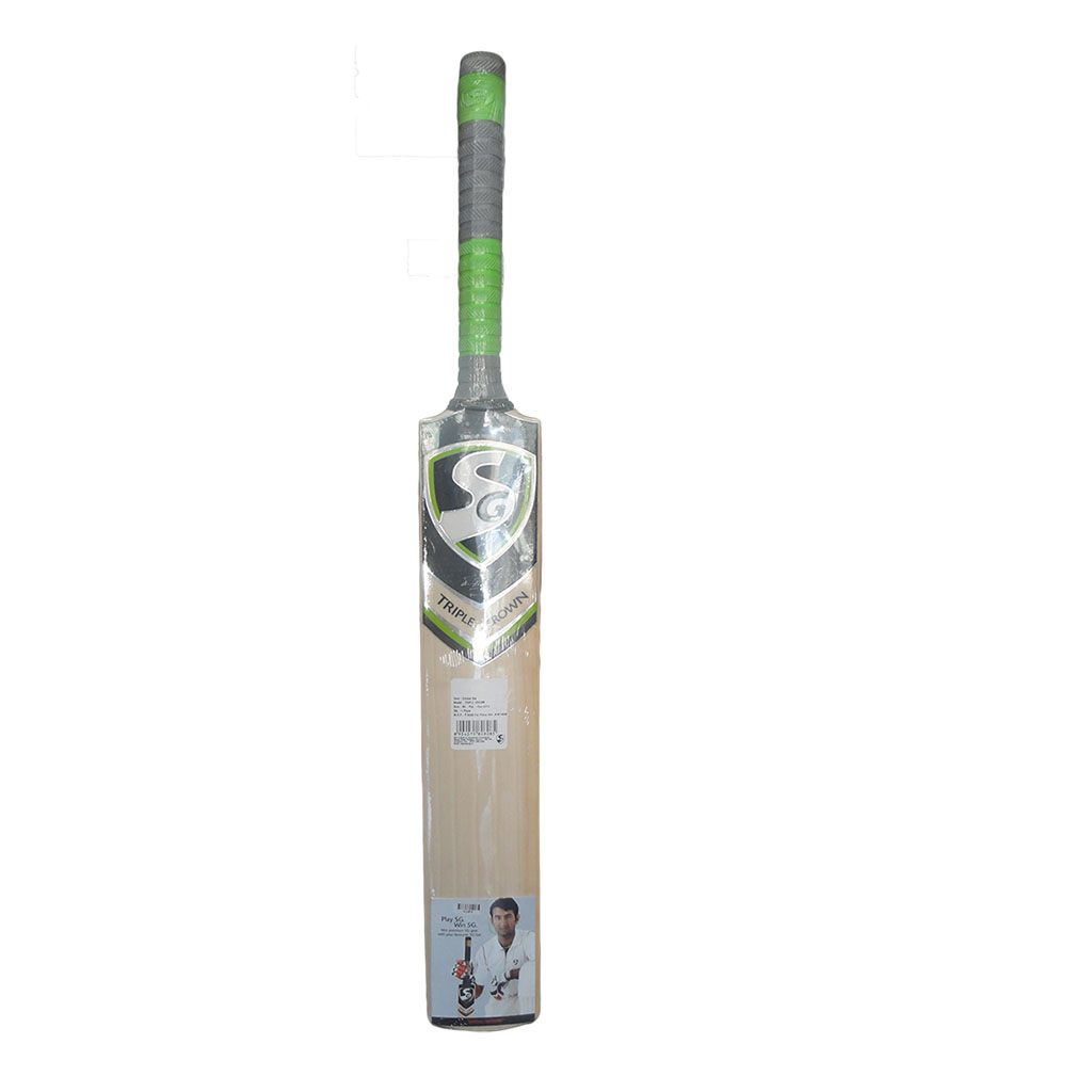 SG Cricket Bat English Triple Crown