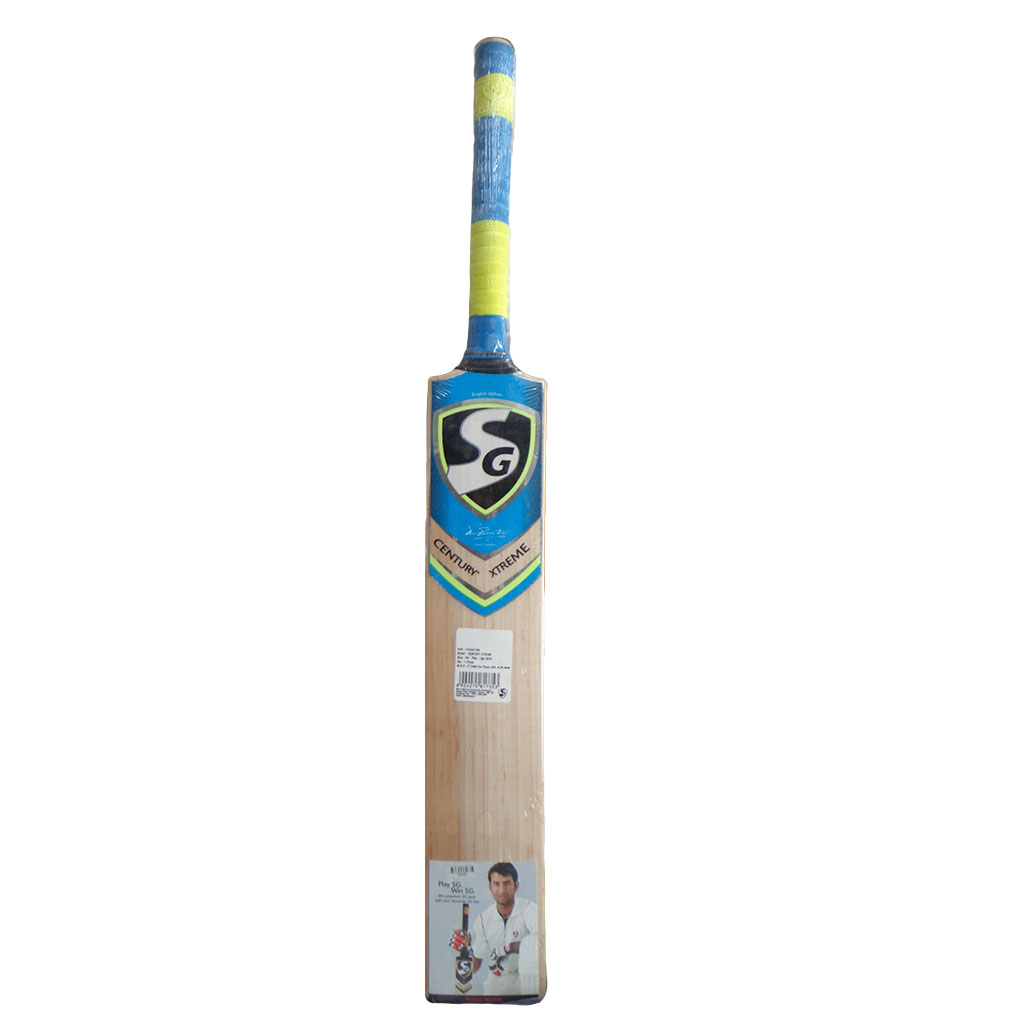 SG Cricket Bat English Century Xtreme