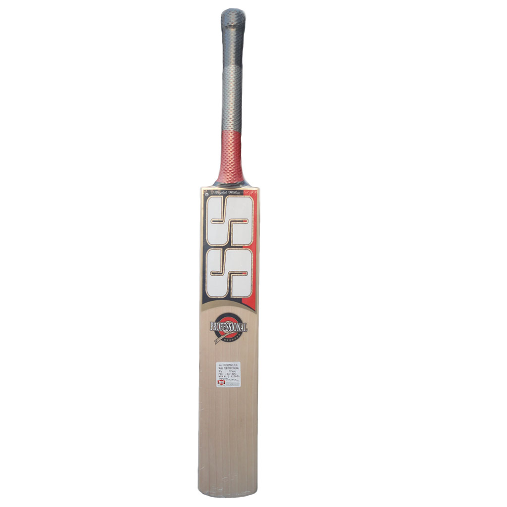 SS Cricket Bat English Ton Professional