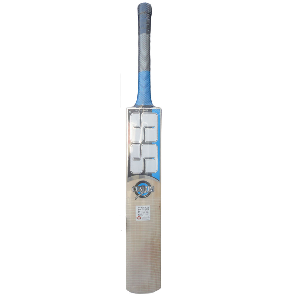 SS Cricket Bat English Ton Custom Bat