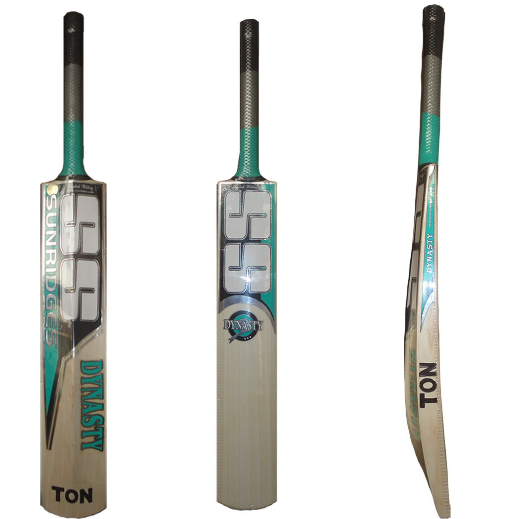 SS Dynasty Ton English Willow Cricket Bat
