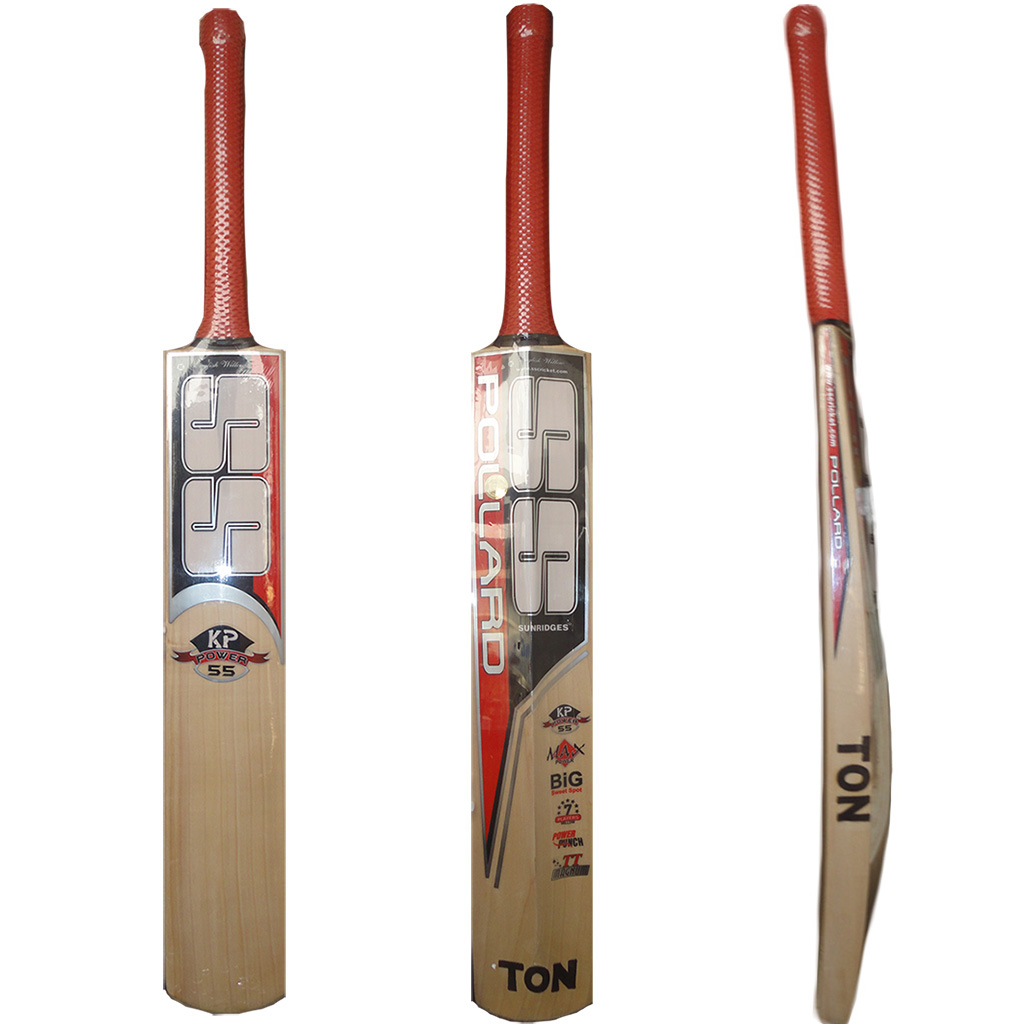 SS KP Power 55 English Willow Cricket Bat