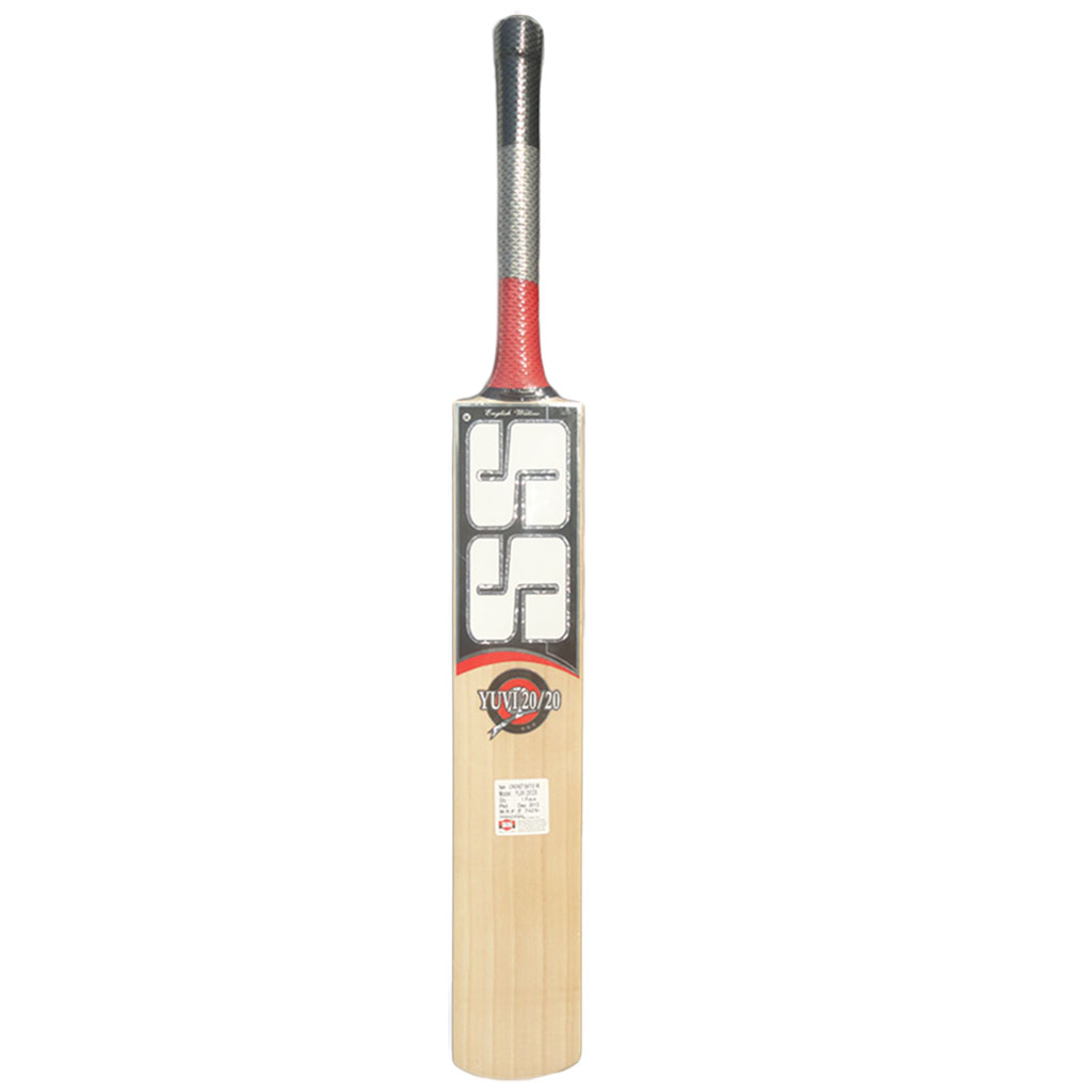 SS Cricket Bat English Yuvi 20 20