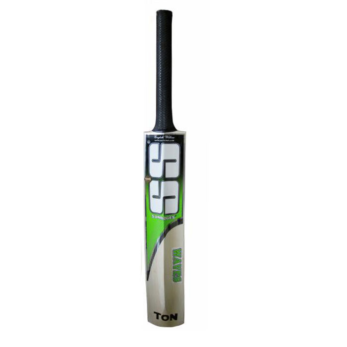 SS Waves Kashmir Willow Cricket Bat