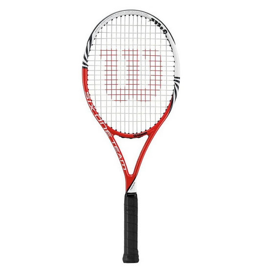 Wilson Tennis Rackets Six One Team BLX Unstrung