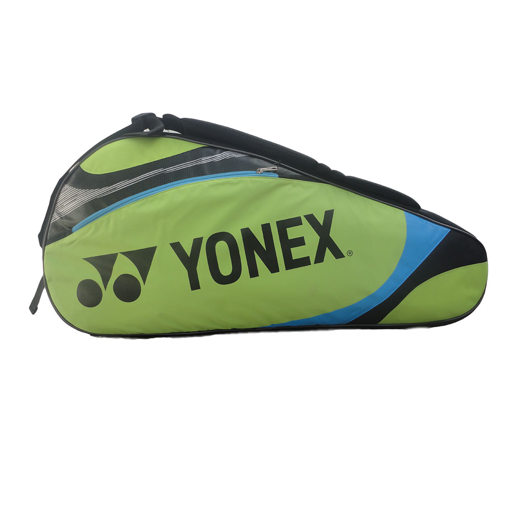 YONEX 7329 TG BT6 Lime Badminton Kit Bag