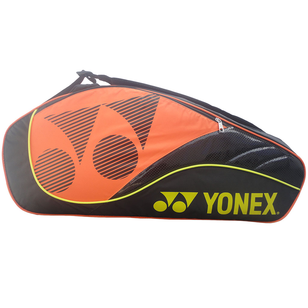 YONEX 8439 TG BT6 Orange Badminton Kit Bag