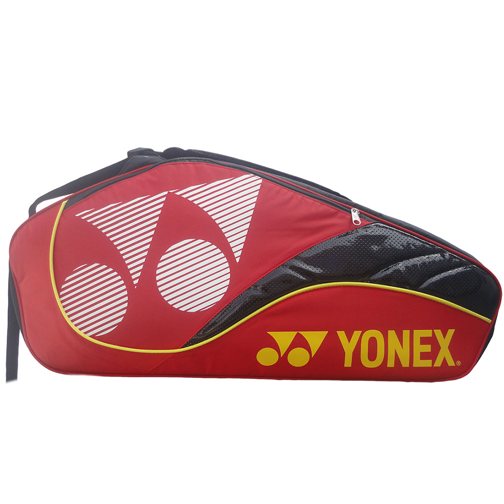 YONEX 8439 TG BT6 Red Badminton Kit Bag