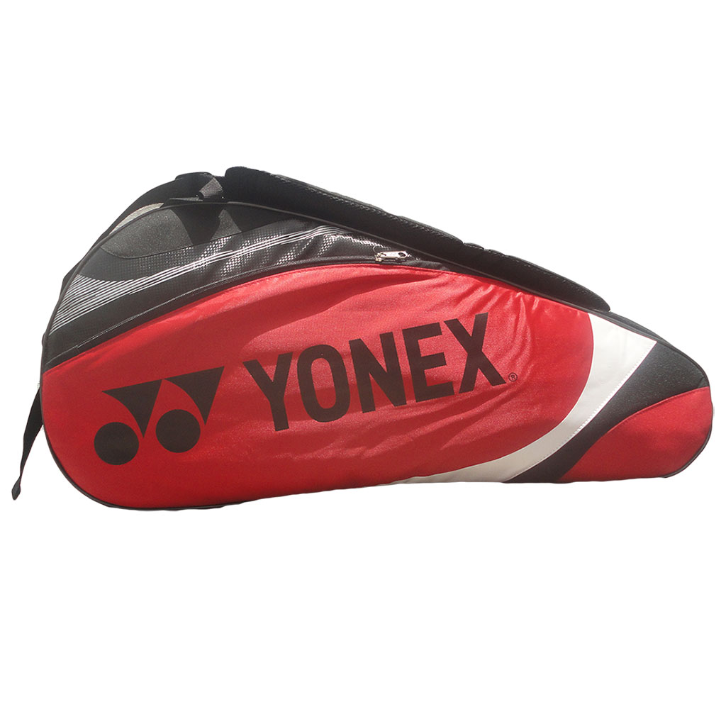 Yonex  SUNR 7326TG BT6 Red and Black Badminton Kit Bag