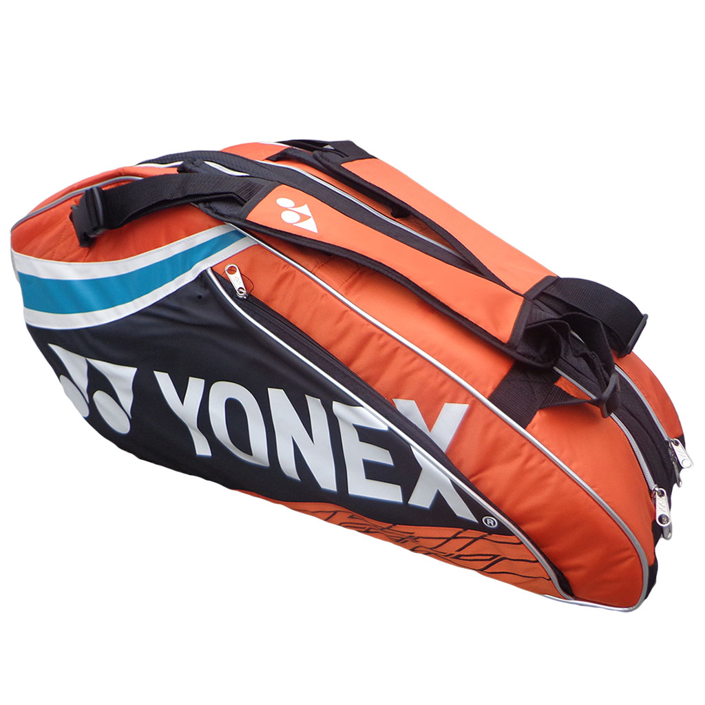 Yonex SUNR 9326P BT6 Orange Badminton Kit Bag