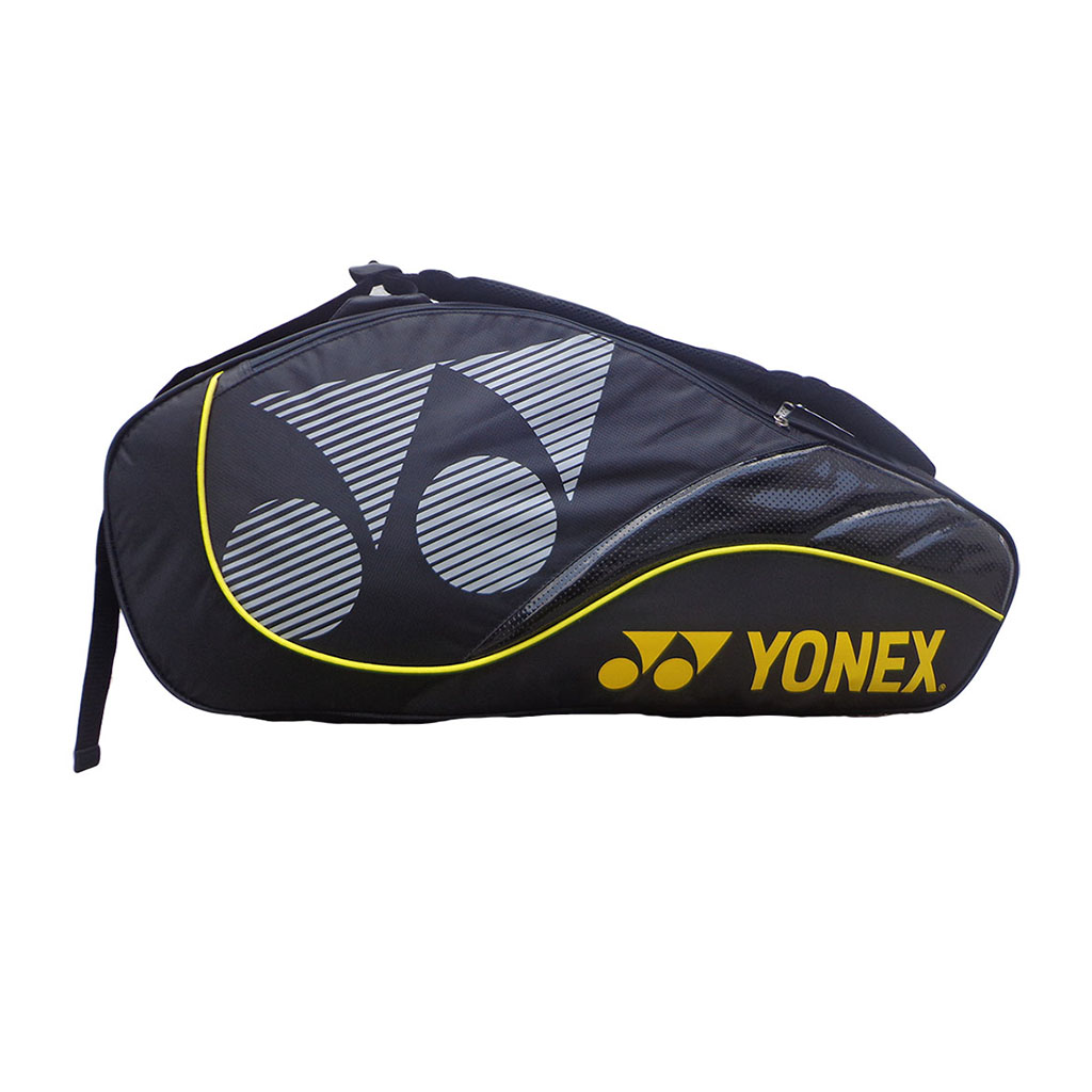 Yonex  SUNR 8436 black Badminton Kit Bag