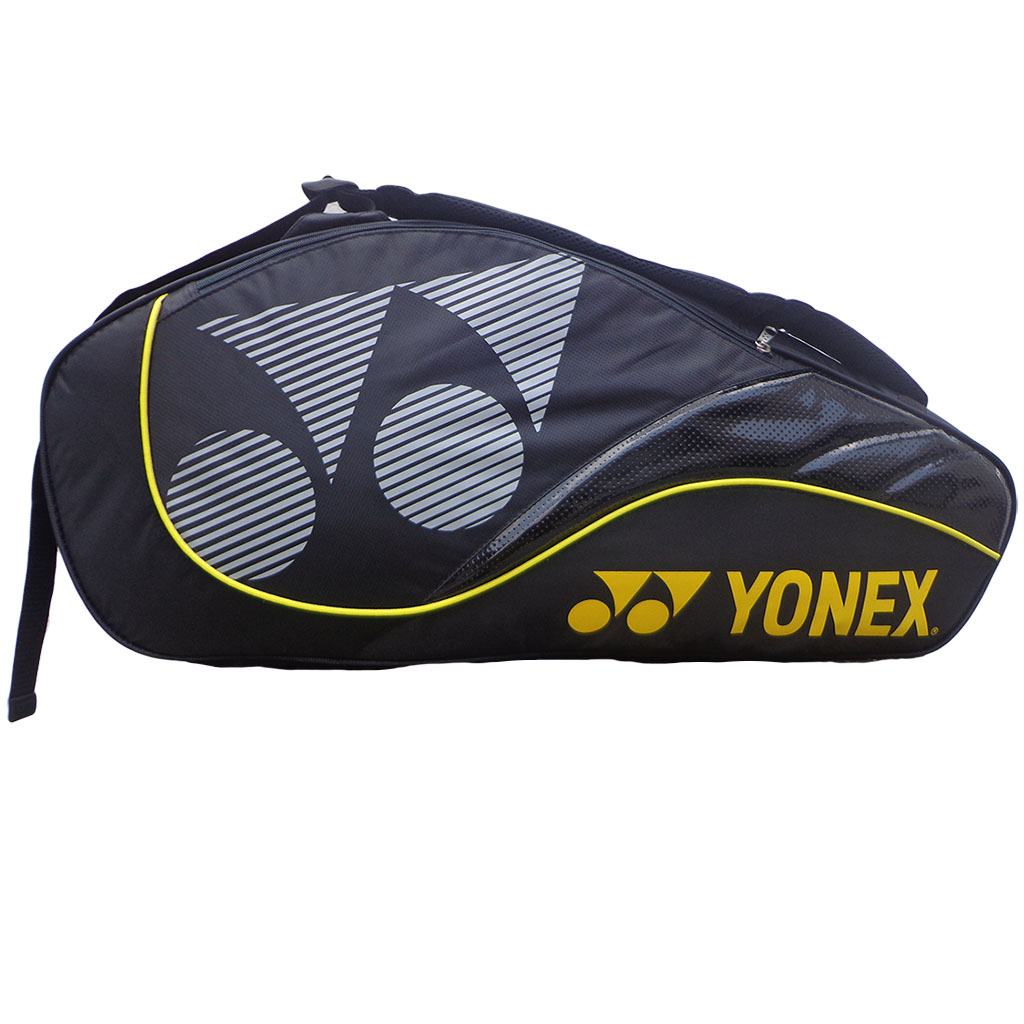 YONEX 8429 TG BT6 Black Badminton Kit Bag