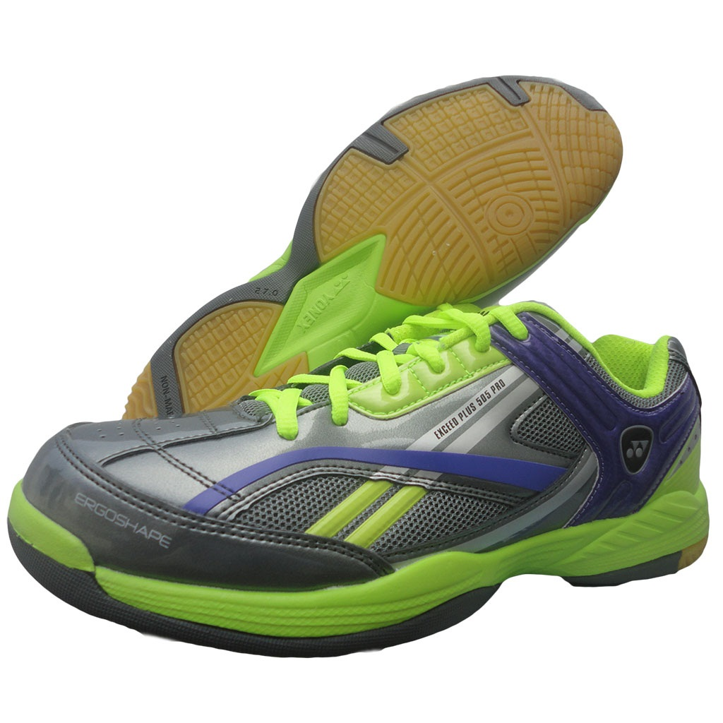 Yonex Exceed Plus 505 Pro Green Badminton Shoe