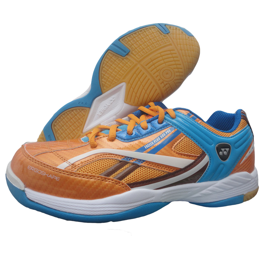 Yonex Exceed Plus 505 Pro Yellow Badminton Shoe