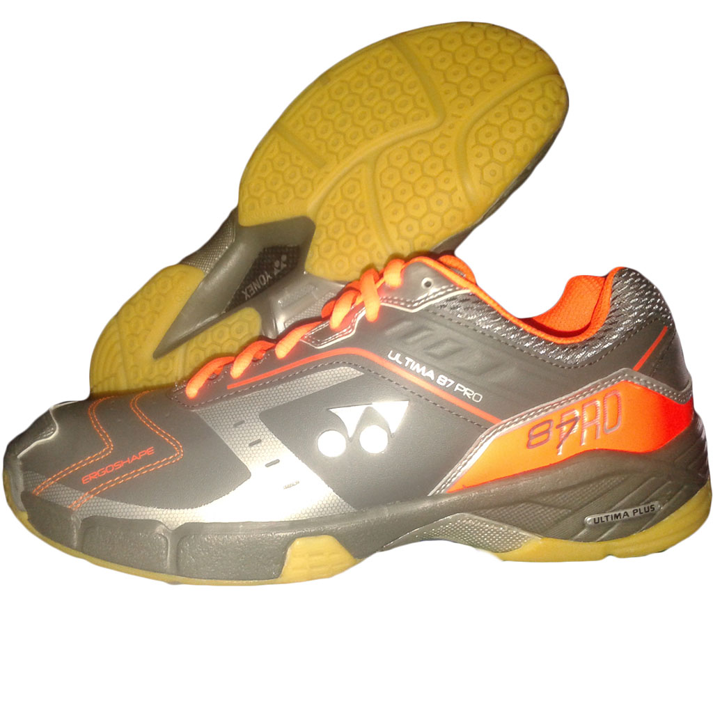 Yonex ULTIMA 87 Pro Orange Badminton Shoes