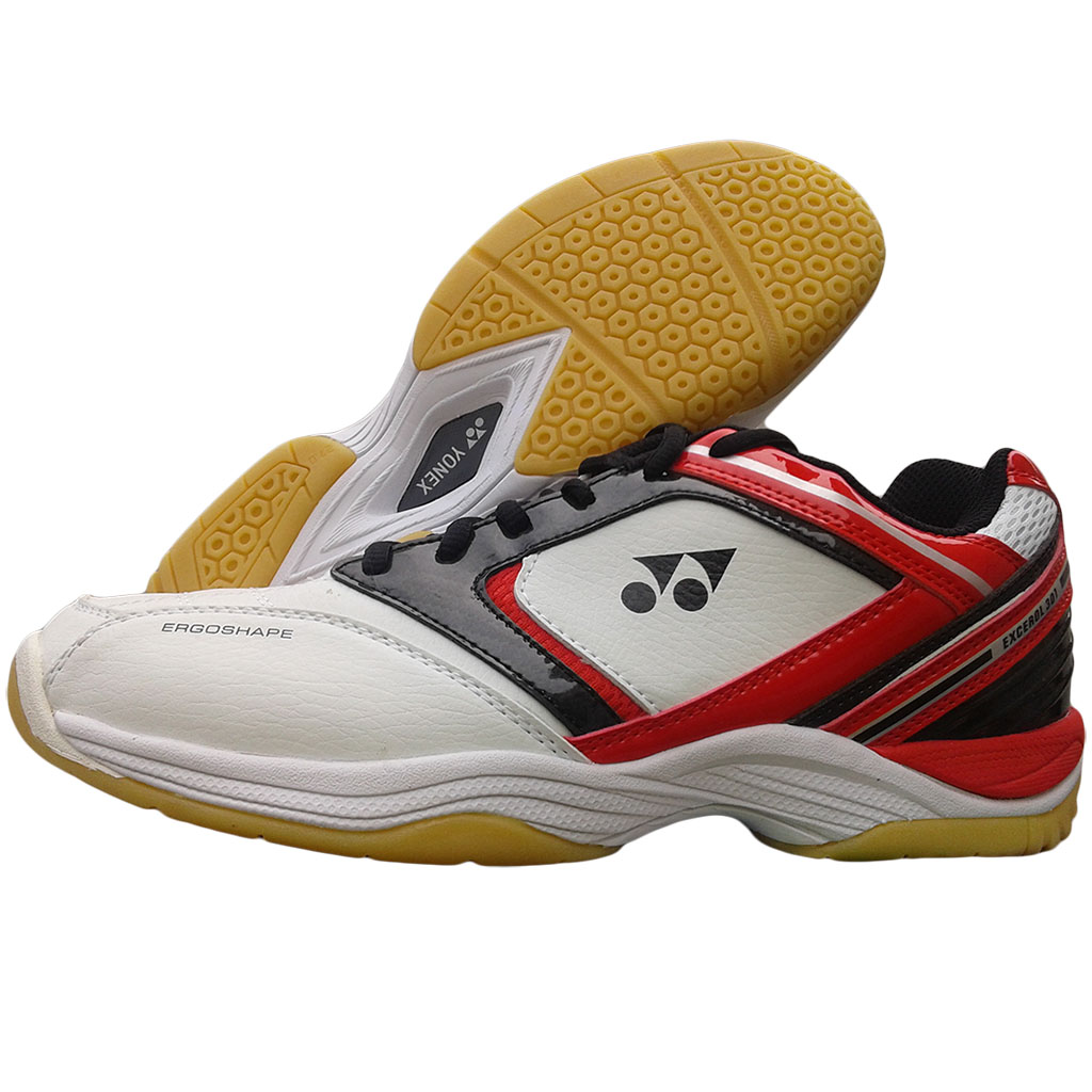 Yonex Excerol 301 Red Badminton Shoes