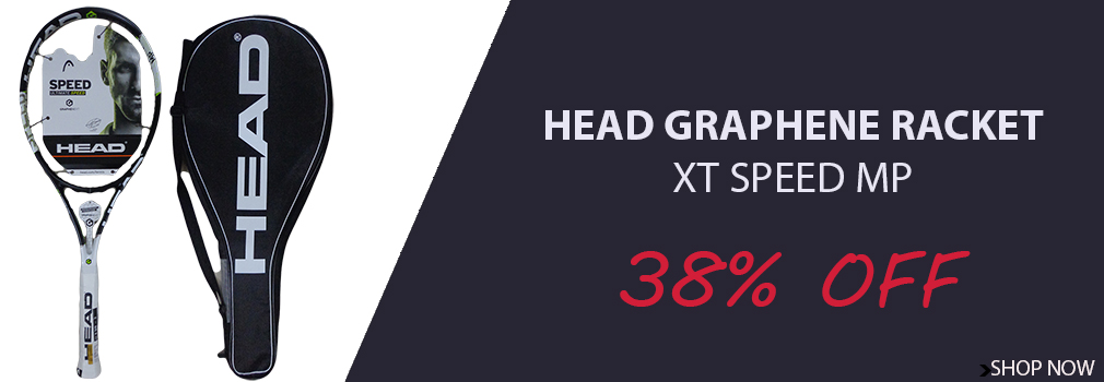 Head Graphene XT Speed MP Tennis Racket Unstrung