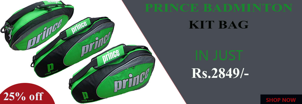 Badminton Kitbags at Khelmart