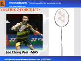 Best Badminton Rackets in Year 2012-2013