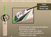 How to identify Kookaburra cricket bat