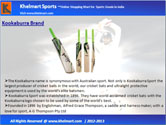 Best Kookaburra  Cricket Bats