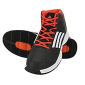 Adidas shove Black Basket Ball Shoe