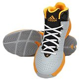 Adidas Cross Em 3 grey Basket Ball Shoe