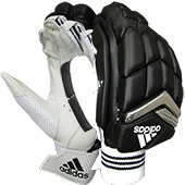 Adidas XT 1.0 Cricket Batting Gloves IPL Edition Black