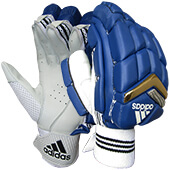 Adidas XT 1.0 Cricket Batting Gloves IPL Edition Blue