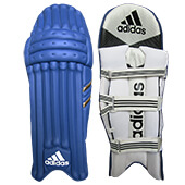 Adidas IPL Edition Cricket Batting Pads Blue
