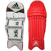 Adidas XT 1.0 Cricket Batting Pads IPL Edition Red