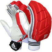 Adidas Incurza 4.0 Cricket Batting Gloves IPL Edition Red