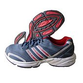 Adidas Desma Running Shoes Red and Blue