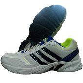Adidas Vermont 1.0 AF3076 Running Shoes White Black and Lime