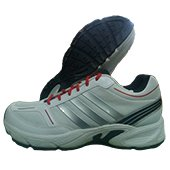 Adidas Vermont 1.0 AF3075 Running Shoes White and Silver