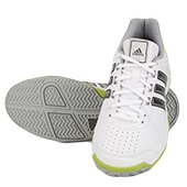 Adidas Response Approach Str White and Gray Tennis Shoes