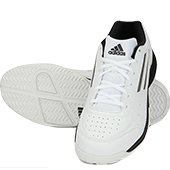 Adidas Sonic Attack White Tennis Shoes