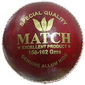 Aj Match Cricket Ball Set of 3 Ball