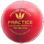 Aj Practice Cricket Ball Set of 3 Ball
