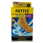 Aktive Support 561 Silicon Heel Cushion Size Large 6_10