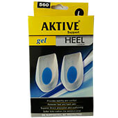 Aktive Support 560 Gel Heel Cushion Size Large 6_10