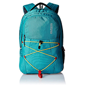 American Tourister Turquoise Casual Backpack