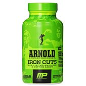 Arnolds Iron Cuts 90 Caps 30 Serving
