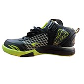 PRO ASE Basket Ball Shoe Green and Black
