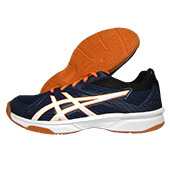 ASICS UpCourt 3 Badminton Shoes Peacoat White