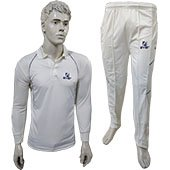 Aver Cricket Clothing Full Sleeves T Shirt and Lower Size 42