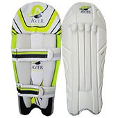 Aver Fusion Cricket Wicket Keeping Leg Guard