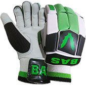 Bas Gold Cricket Batting Gloves