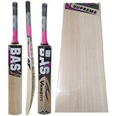 Bas Vampire Supreme Kashmir Willow Cricket Bat