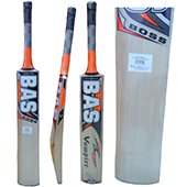 Bas Vampire Boss Kashmir Willow Cricket Bat